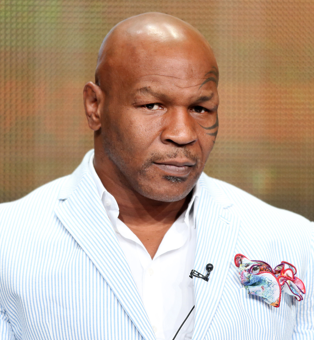 mike tyson mobile