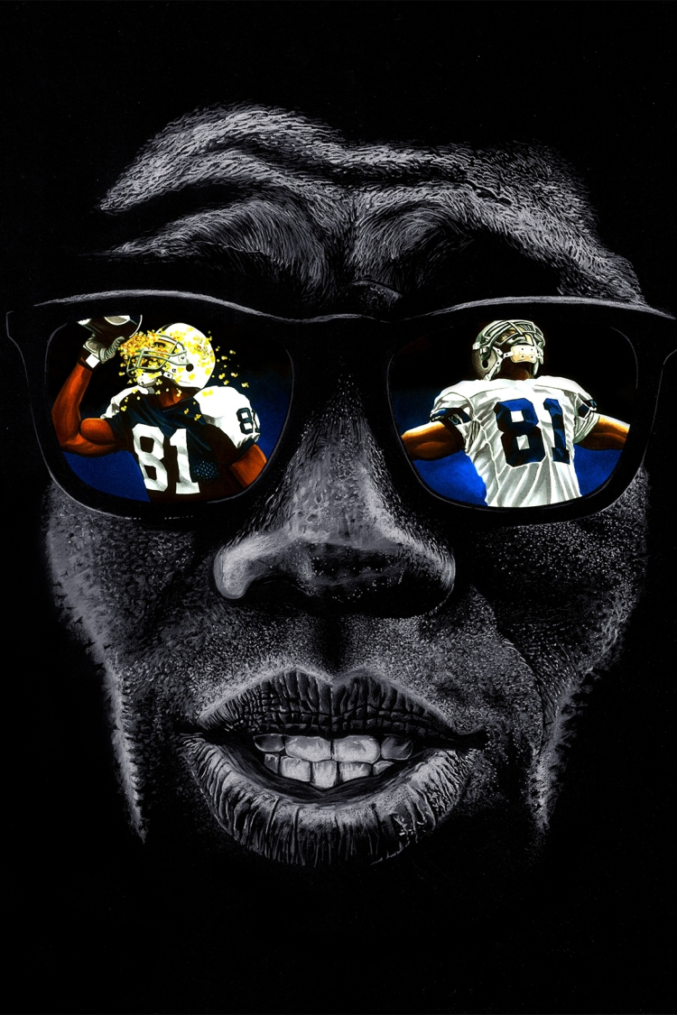 terrell owens nft 0003 SHADES OF TO Ken Karl