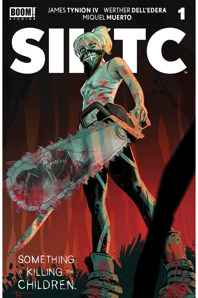 this week in comic collecting sweet tooth 0002 something is killing the children 1 8th print
