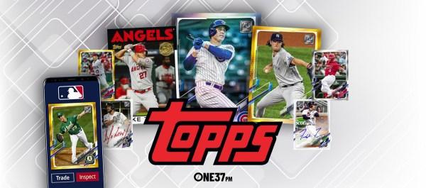 Topps Baseball Cards Enter The NFT Space