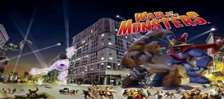 war of the monsters hero