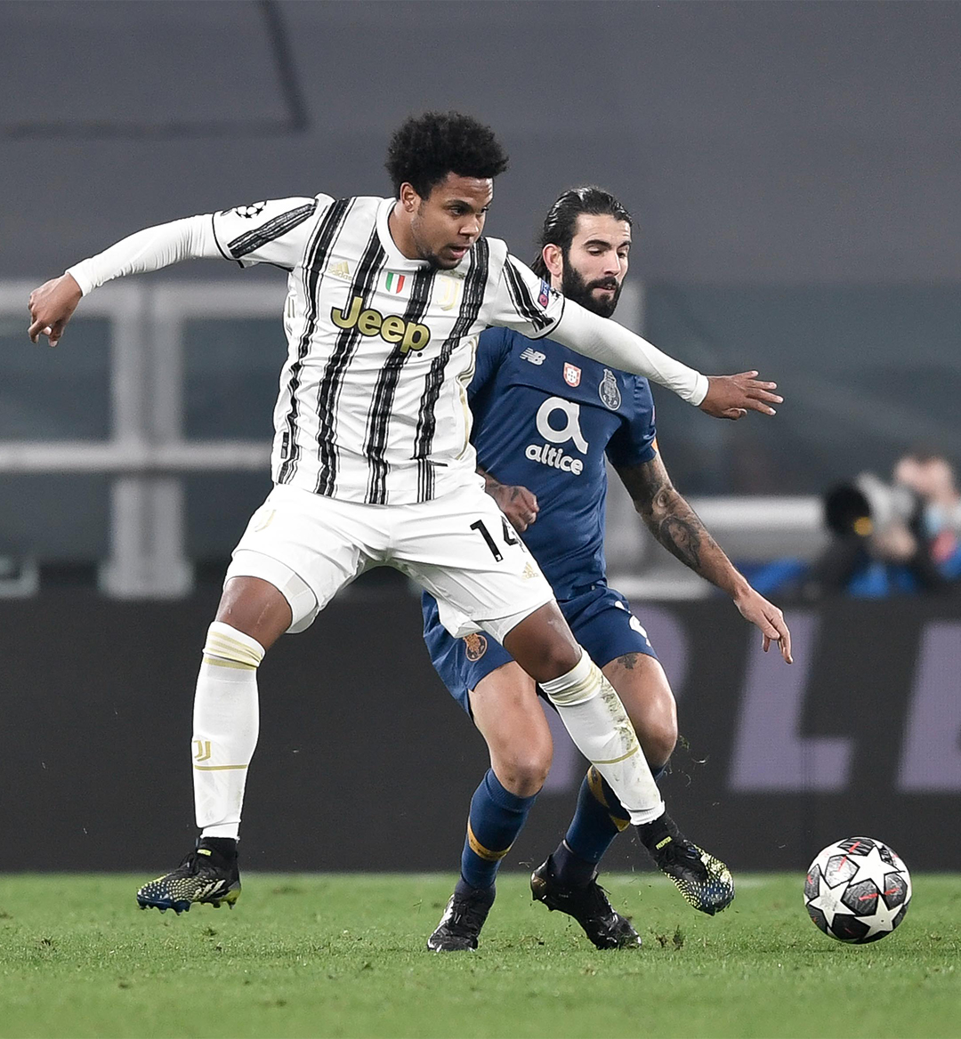 weston mckennie juventus mobile