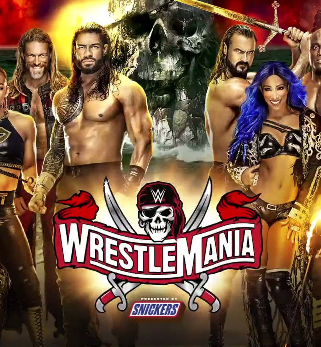 wrestlemania 37 poster mobile