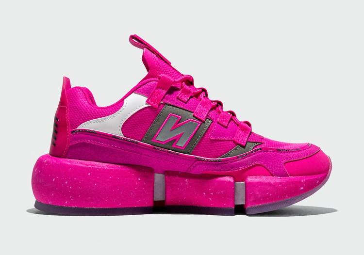 jaden smith new balance vision racer pink 5