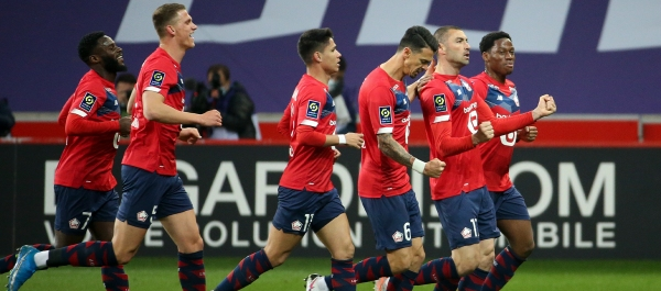 Lille Sold Its Two Biggest Stars And They're About to Win Ligue 1