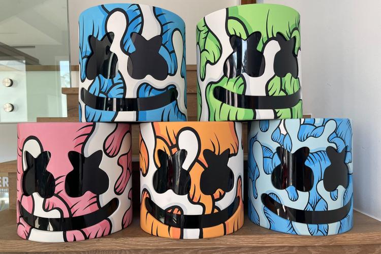 marshmello nft mugs