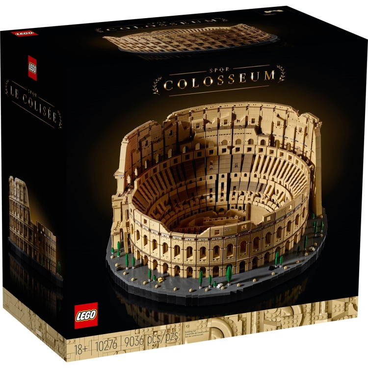 most expensive lego sets of all time 0002 colosseum