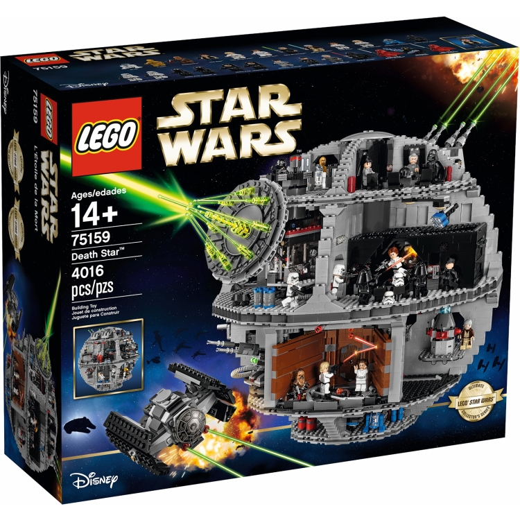 most expensive lego sets of all time 0003 death star 2016
