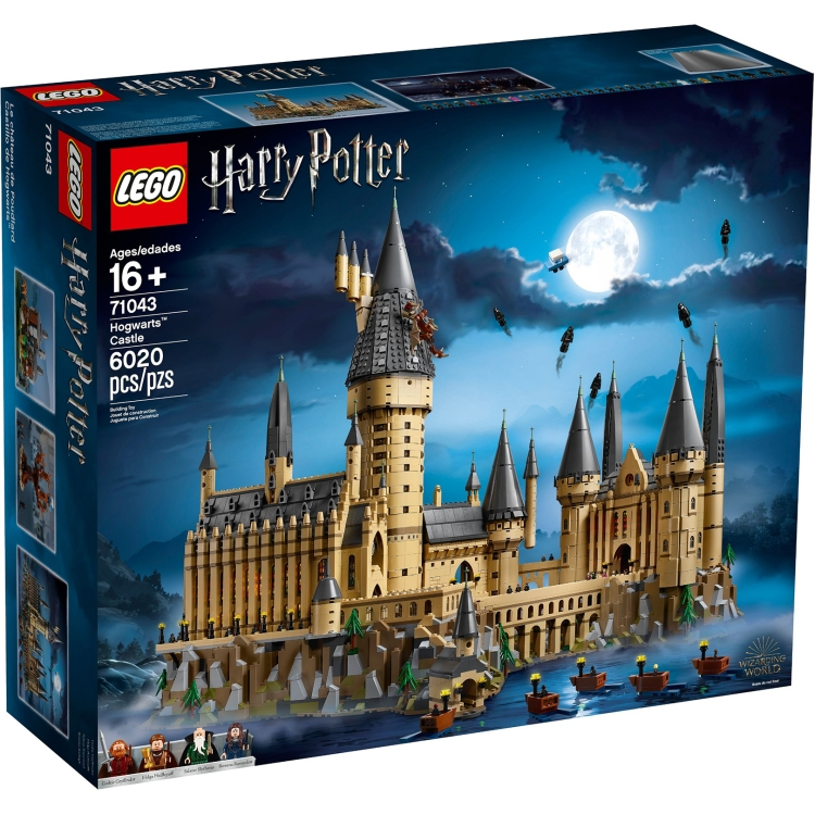 most expensive lego sets of all time 0006 hogwarts castle