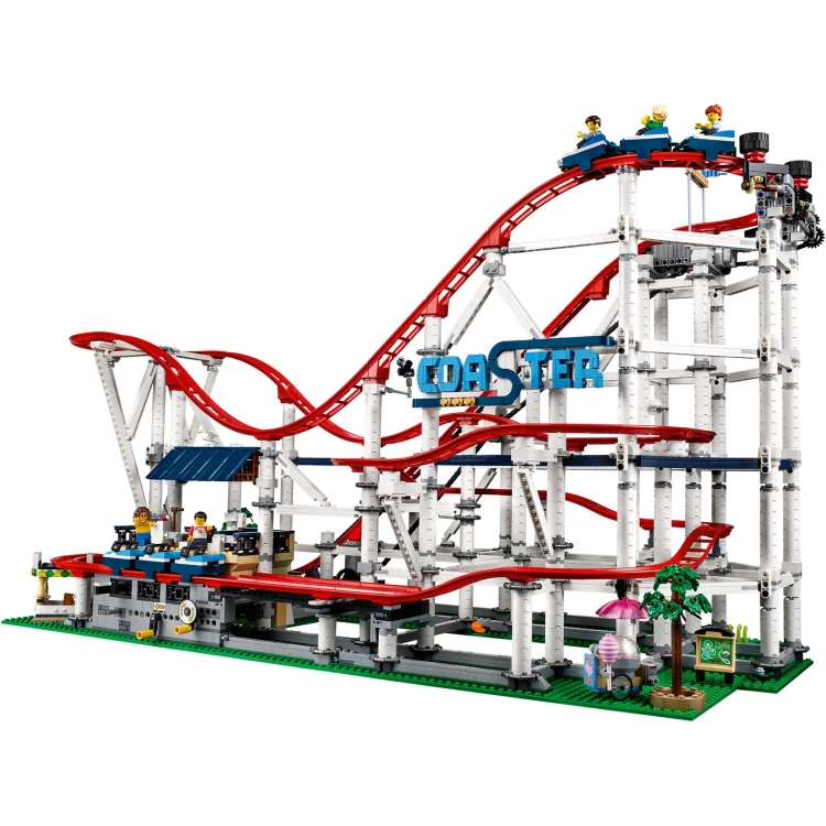 most expensive lego sets of all time 0007 roller coaster