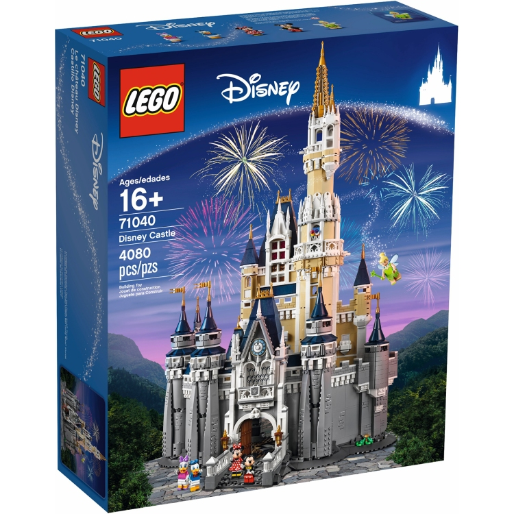 most expensive lego sets of all time 0012 disney castle