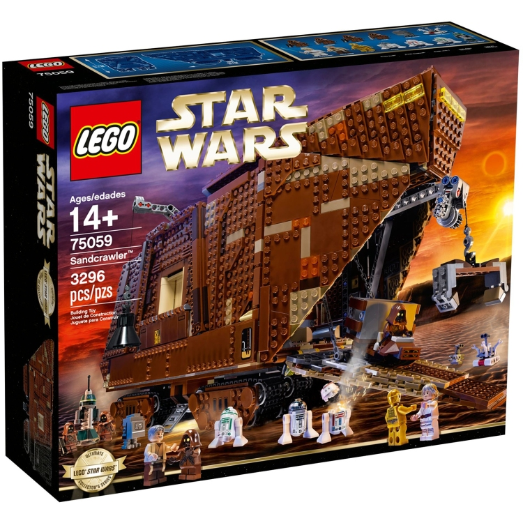 most expensive lego sets of all time 0015 sandcrawler