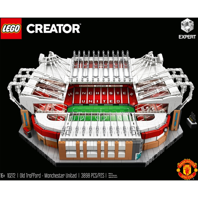 most expensive lego sets of all time 0017 old trafford