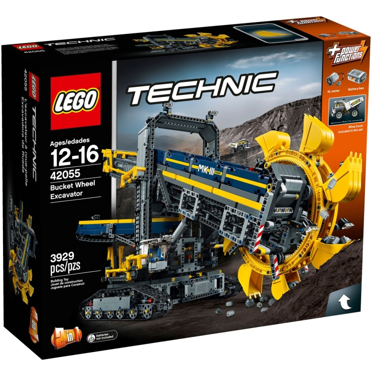 most expensive lego sets of all time 0020 bucket wheel
