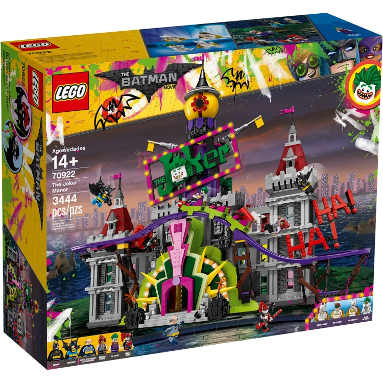 most expensive lego sets of all time 0021 joker manor