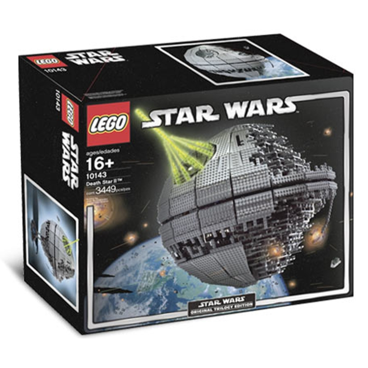 most expensive lego sets of all time 0023 death star ii correct