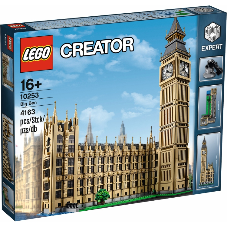 most expensive lego sets of all time 0024 big ben
