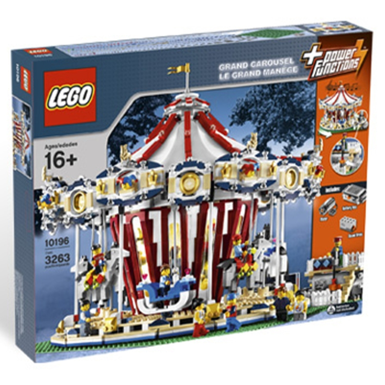 most expensive lego sets of all time 0026 grand carousel