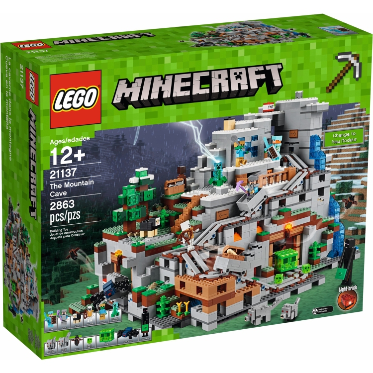 most expensive lego sets of all time 0027 minecraft mountain