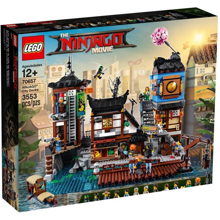 most expensive lego sets of all time 0029 ninjago city docks