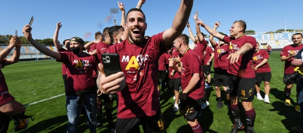 From Hell And Back, Salernitana Reaches Serie A After 23 Years