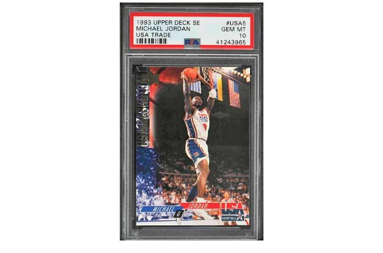 93 Jordan trade