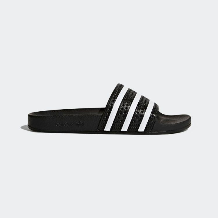 Adilette Slides Black 280647 01 standard