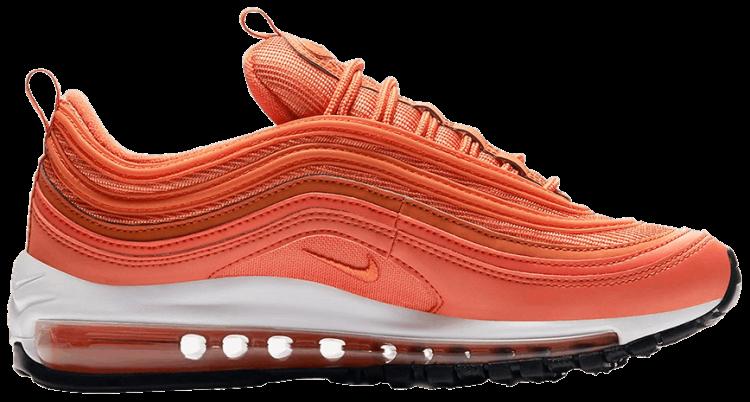 Nike Air Orange