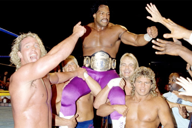 best wcw fighters 0026 ronsimmons