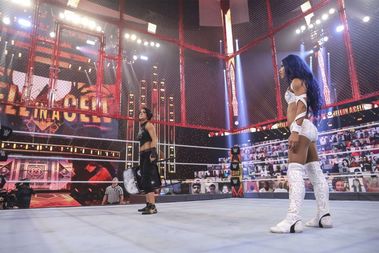 hell in a cell matches 0008 bayleysasha