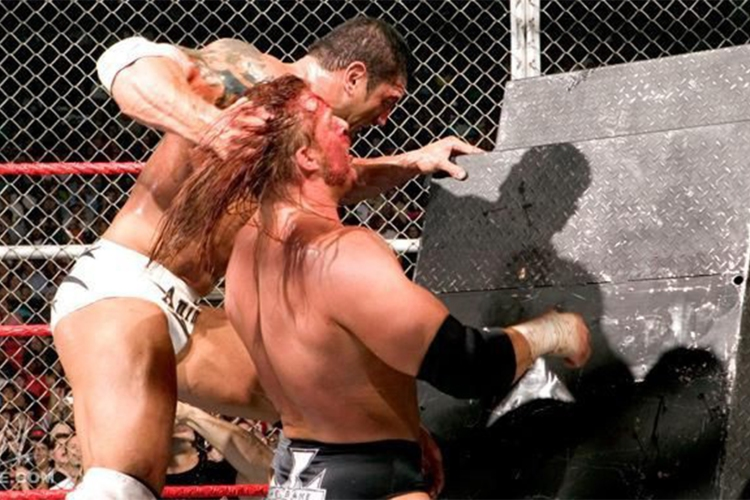 hell in a cell matches 0009 triplehbatista
