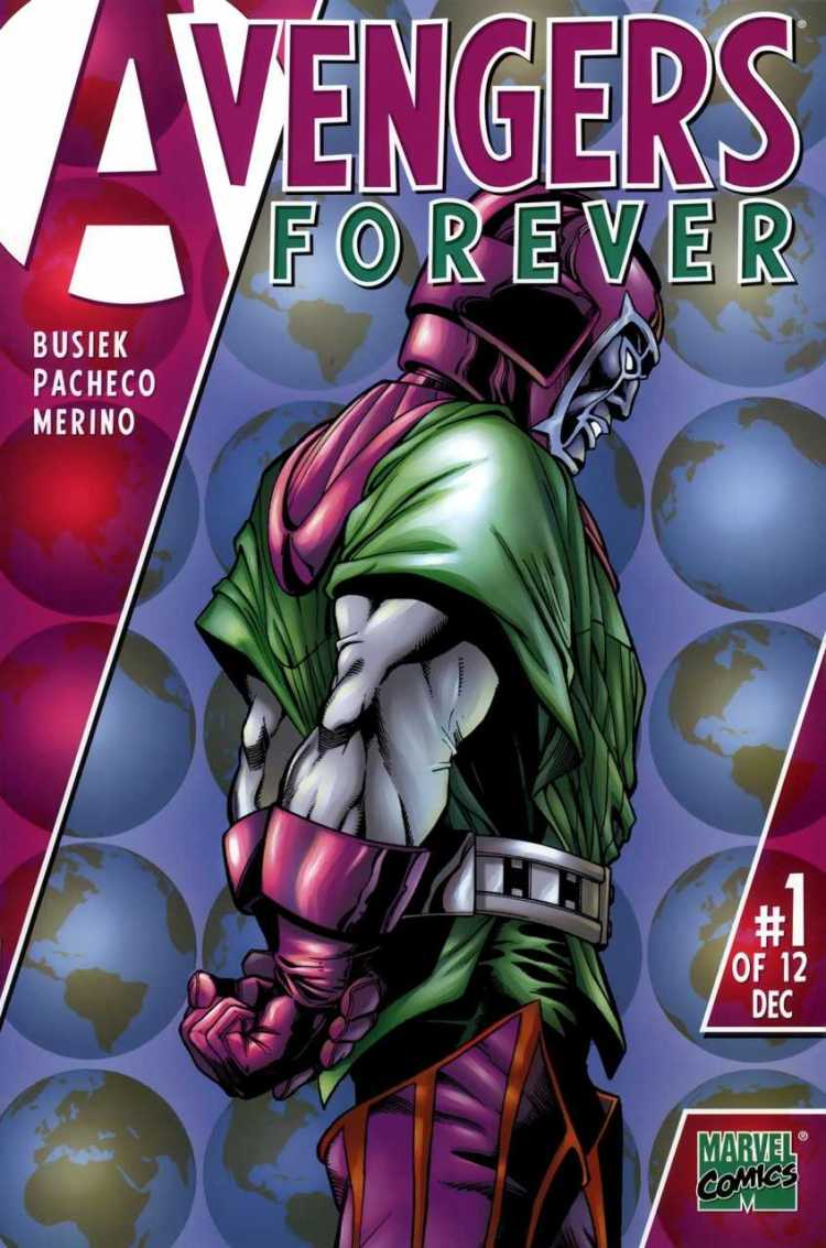 Avengers Forever Vol 1 1 Westfield Comics Exclusive Variant
