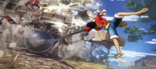 One Piece Pirate Warriors hero