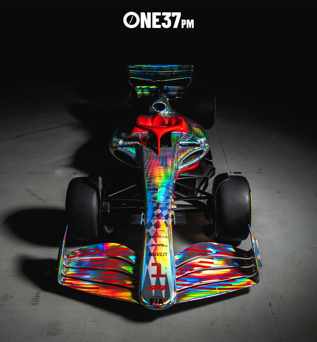 formula 1 new car 2022 mobile