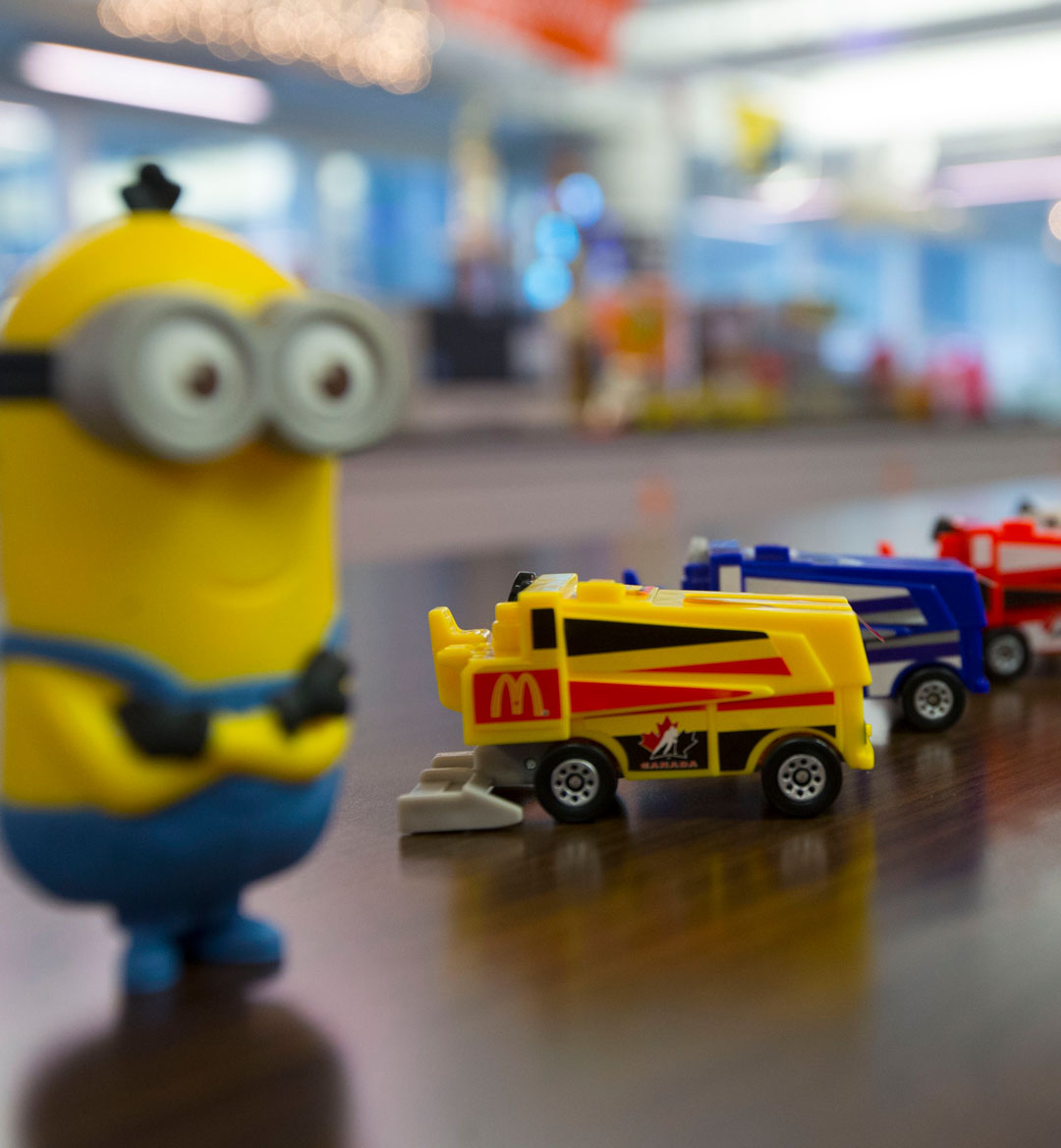 happy meal toys mobile