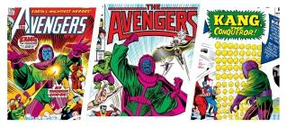 kang comics hero