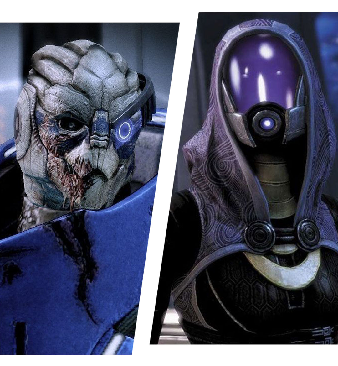 mass effect characters mobile