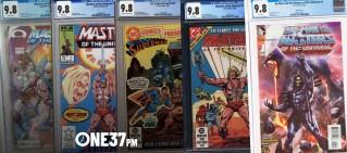 masters of the universe comics books hero