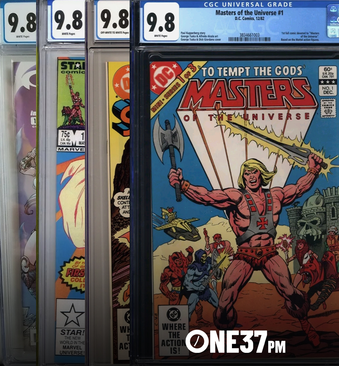 masters of the universe comics books mobile
