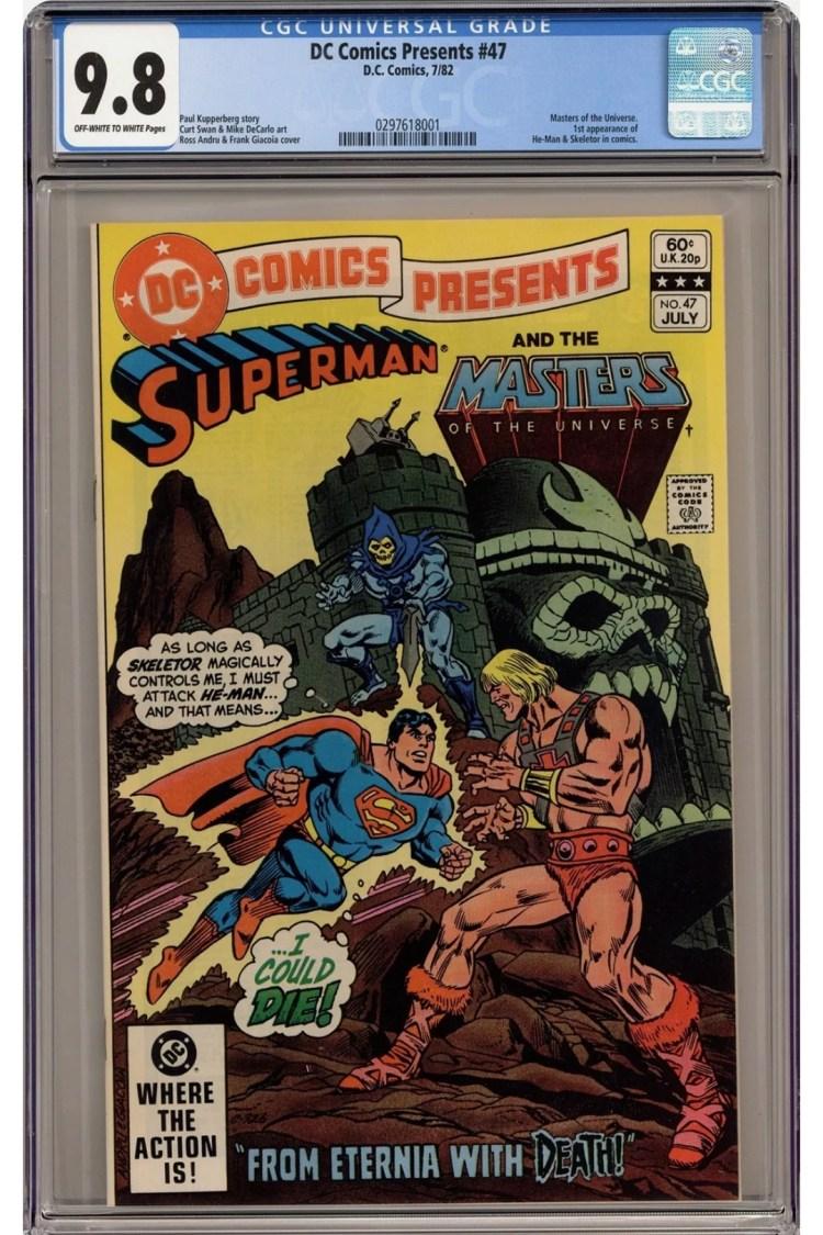 masters of the universe comics 0002 Screenshot 20210723 112714 eBay