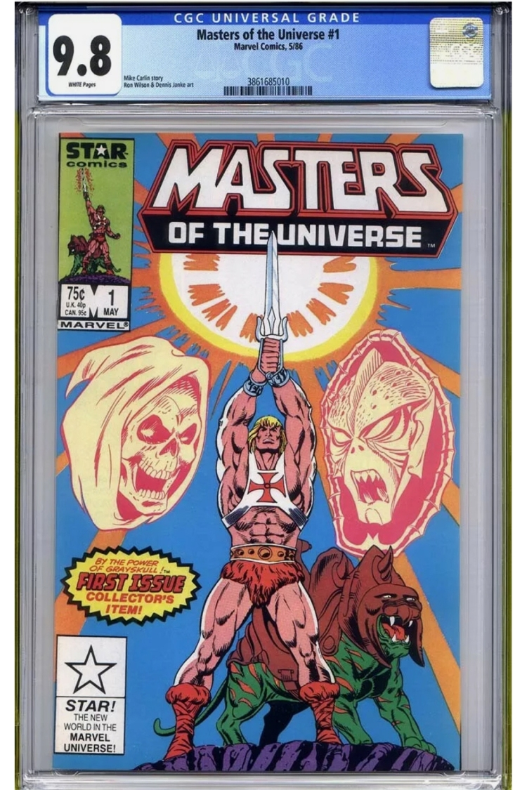 masters of the universe comics 0003 Screenshot 20210723 112754 eBay