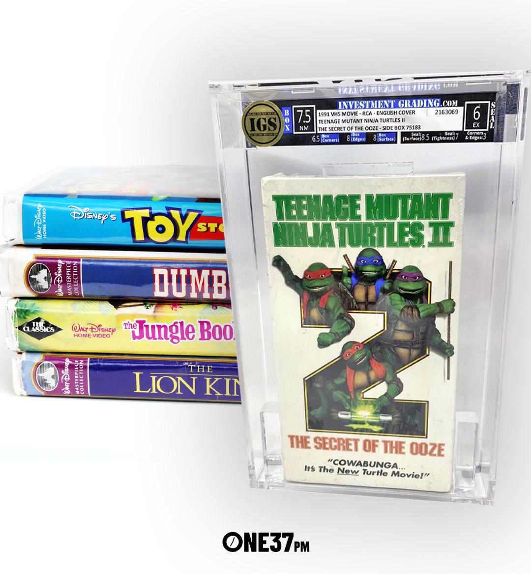 mobile VHS copy