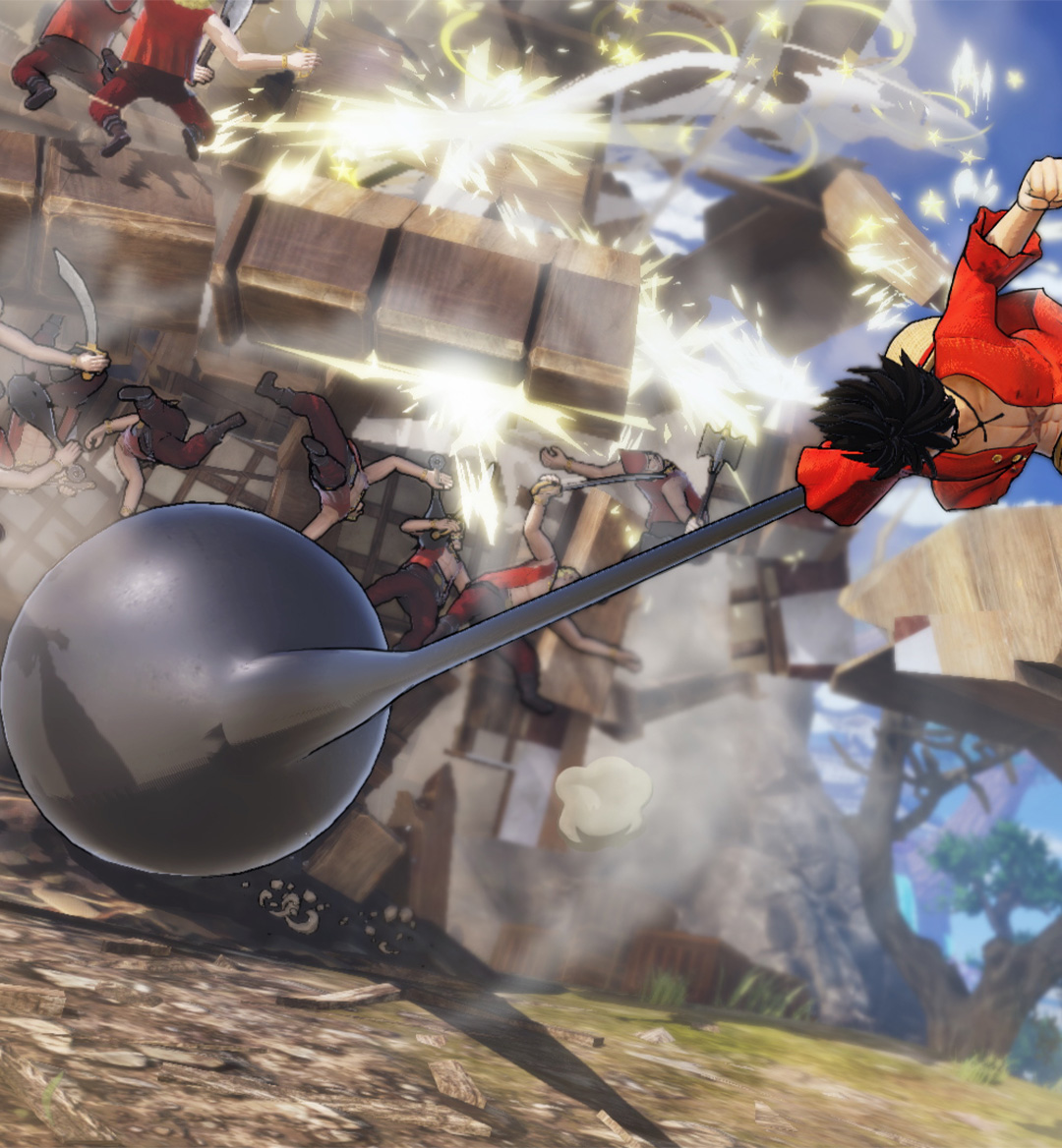 one piece pirate warriors 4 mobile