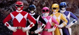 power rangers series in order hero