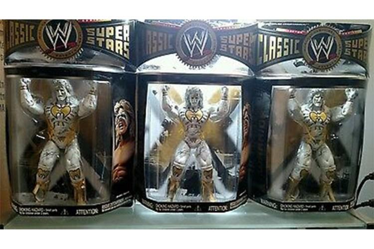 rare wee action figures horizontal 0000 ultimate warrior jakks