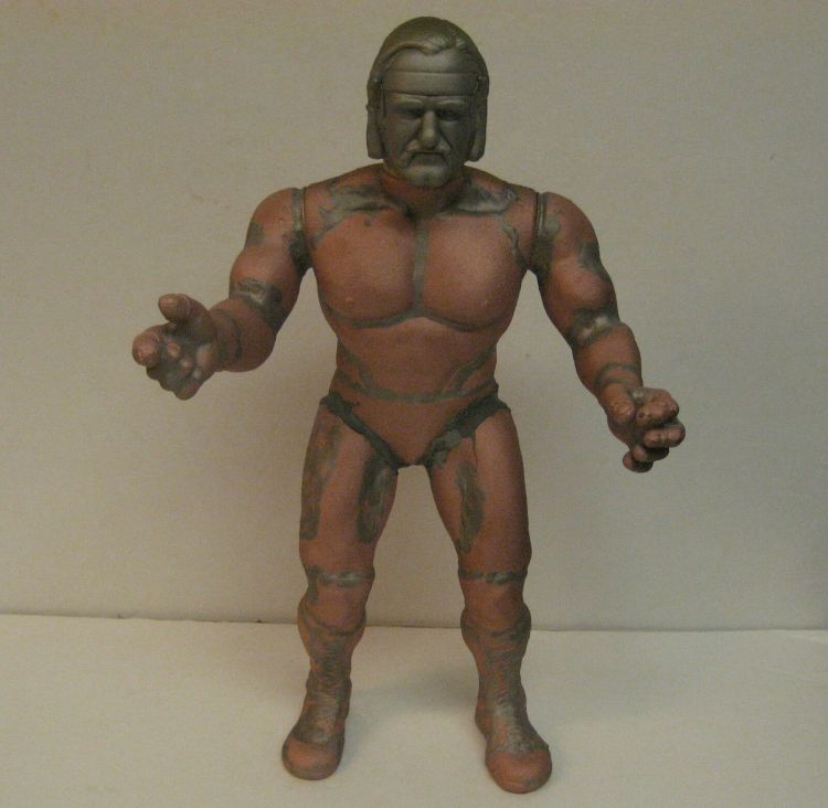 spooky wrestler