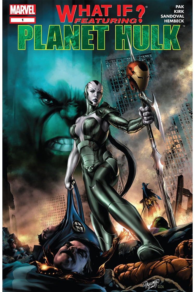 what if marvel comics 0000 What If  Planet Hulk Vol 1 1 1