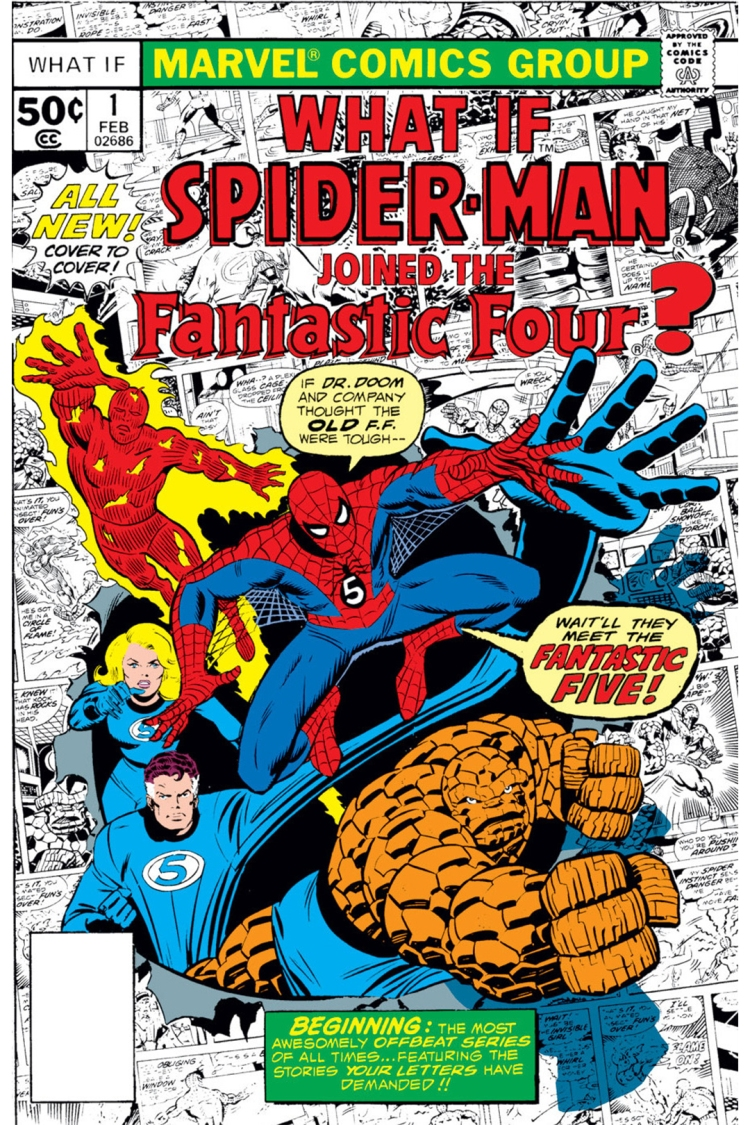 what if marvel comics 0005 What If  Vol 1 1