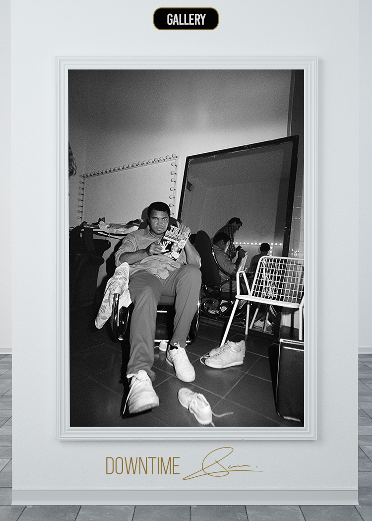 Ali Gallery DOWNTIME