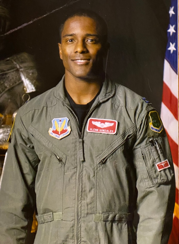 Glenn Gonzales in uniform 2